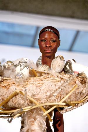 on aura tout vu Collection ete 2011 Couture fashion week  Paris