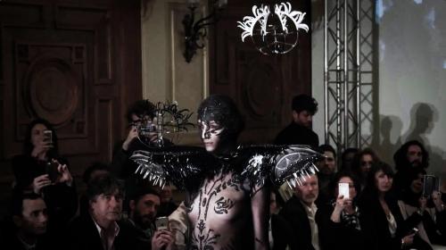 on aura tout vu, jet lag, couture, drone, parrot, collaboration, paris, 2016, innovation, technologie, accessoires technique, défilé, haute couture