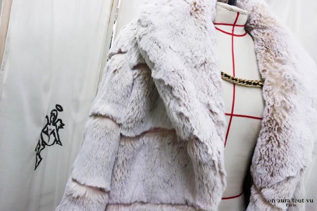 Florence Foresti,On Aura Tout Vu,41st Cesar Award,manteau ,hautecouture,onauratoutvu,yassensamouilov,liviastoianova