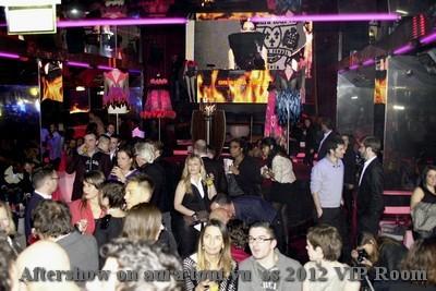 Aftershow couture été 2012 on aura tout vu au VIP Room, haute couture été 2012, aftershow, yassen samouilov, livia stoianova