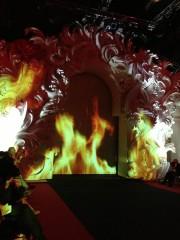 Haute Couture Symposium,on aura tout vu fashionshow yassen samouilov livia stoianova