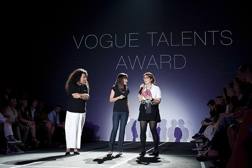 THE PRIZES,Fashion Collection  the Year,Diesel Award,Vogue Talents Award,SWAROVSKI ELEMENTS Jewelry Award,Swatch Award