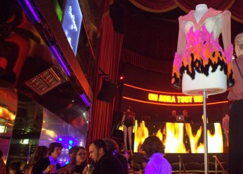 aftershow by on aura tout vu, VIP ROOM, haute couture été 2012