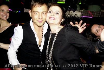 Aftershow Couture été 2012 on aura tout vu   VIP Room Yassen Samouilov et Livia Stoianova, haute couture été 2012