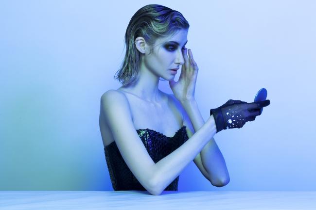 Madonna,Beyoncé,Lady Gaga,Gwen Stefani,Nicki Minaj,on aura tout vu ,yassen samouilov,livia stoianova,gants,gloves,fashion,couture,Georges Morand