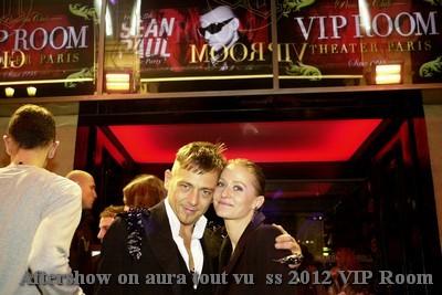 Aftershow Couture été 2012 on aura tout vu   VIP Room Yassen Samouilov et Antonia Simeonova de on aura tout vu, haute couture été 2012