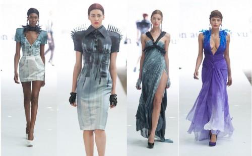 Défilé on aura tout vu, collection automne hiver 2013-2014. Paris Fashion week 2013, paris, haute couture